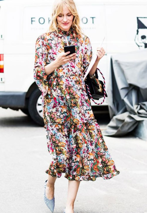 FLORAL  Φέτος τον χειμώνα αυτά τα φορέματα θα φορέσουμε – I Love Mommy 540dda99b1e