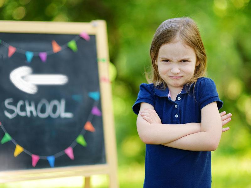 Όταν το παιδί μας λέει  «Δεν θέλω να πάω σχολείο »! Πως το αντιμετωπίζουμε  εμείς οι γονείς 608c7f26413